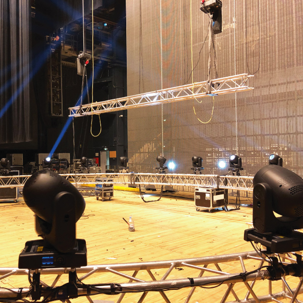 Thern Stage Equipment Custom Rigging Systems