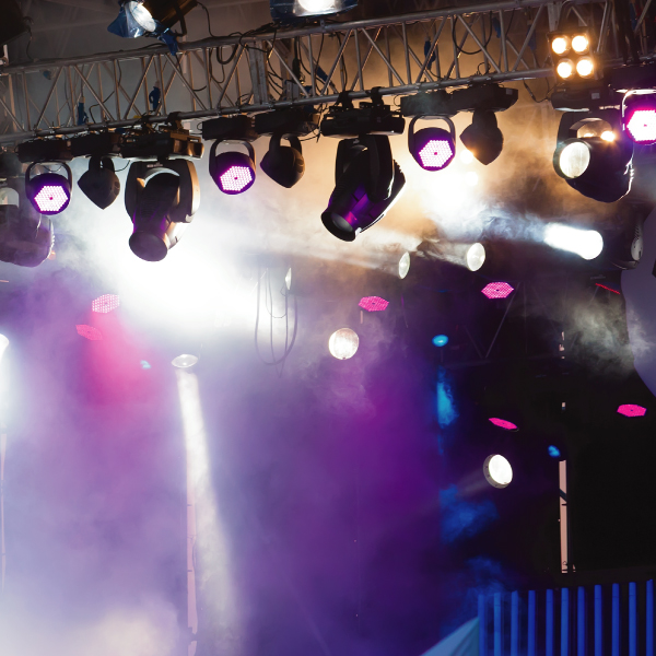 Thern Stage Equipment Products