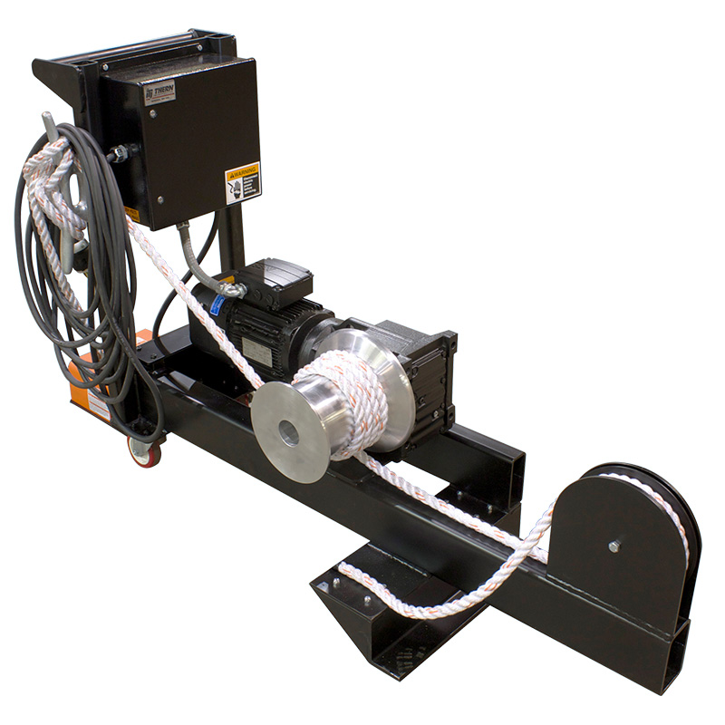 Capstan Rigging system