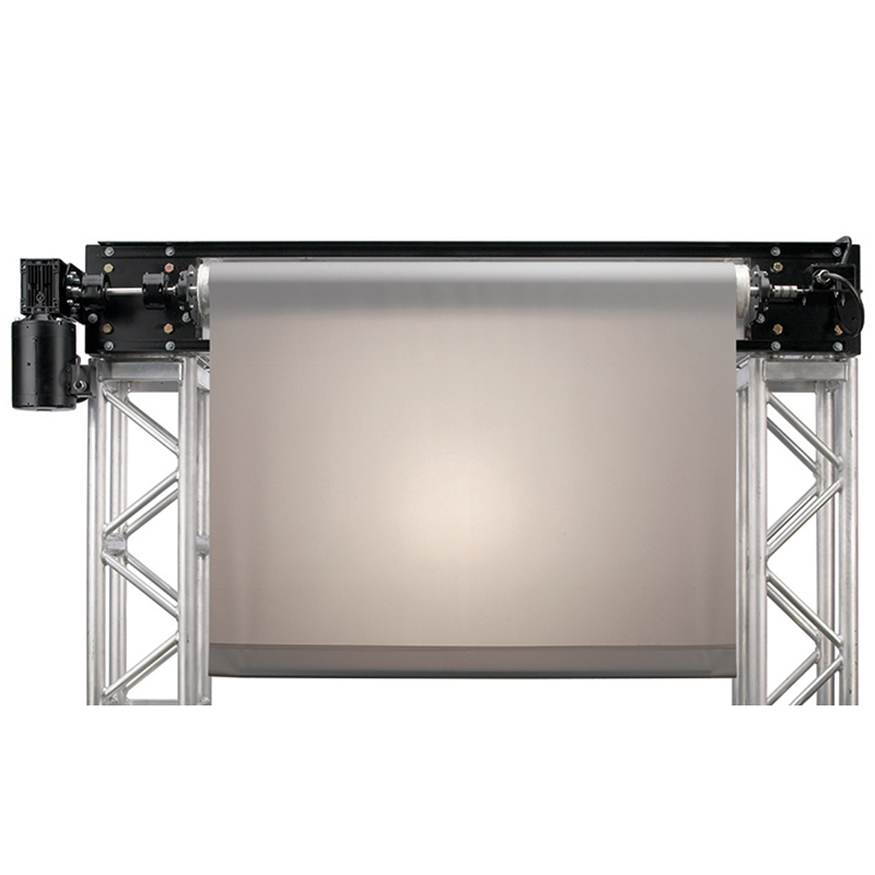 stage Roll Drop Down system